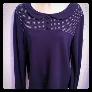 💎NWT💎Fever London Blouse, Size 10